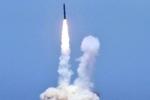 Mỹ lần đầu thử triệt hạ tên lửa xuyên lục địa đề phòng Triều Tiên