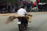 Chở thi thể bằng xe máy: Bộ Y tế truy trách nhiệm bệnh viện