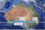 Bé trai 12 tuổi trộm xe nhà, 'phượt' xuyên Australia