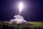 Cảnh báo Triều Tiên, Mỹ đánh chặn thành công tên lửa đạn đạo