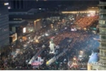 Biểu tình khổng lồ ở Hàn Quốc đòi tổng thống từ chức ngay lập tức