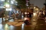 Xe máy va chạm ô tô tải, 3 công nhân chết thảm trên đường về nhà