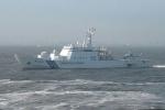 Tàu đánh cá nghi của Triều Tiên chĩa súng, rượt đuổi tàu tuần tra Nhật Bản