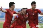 Dừng hình chiến thắng nhọc nhằn của tuyển Việt Nam trước kình địch Malaysia