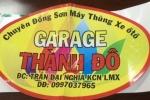 Hối lộ 62 cảnh sát giao thông để bán logo bảo kê xe quá tải?