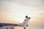 Hot girl Vân Tokyo khoe ảnh cưới đẹp như mơ tại 'thiên đường' Maldives