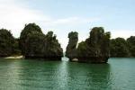 Hình ảnh 'Thiên Nga' tuyệt đẹp trước khi bị 'mất đầu' trên vịnh Bái Tử Long