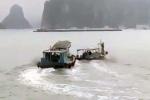 Video: Tàu ngư dân rượt đuổi nhau trên vịnh Hạ Long khiến người dân bức xúc