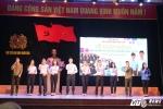 Hinh anh Hang nghin sinh vien tham gia sang tao clip 'Hoc vien An ninh nhan dan trong tim toi' 4