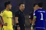 Trọng tài Trung Kiên nhận sai, xin lỗi người hâm mộ và đội SLNA