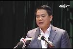 Video Chủ tịch Nguyễn Đức Chung nói 'Hơn 150 quán bia vỉa hè có công an đứng sau'