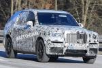 Mê mẩn với hình ảnh thật của chiếc Rolls-Royce Cullinan SUV 2018