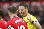 Xác định trọng tài bắt trận derby Man Utd vs Man City