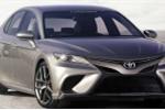 Bí mật chưa từng được hé lộ của Toyota Camry 2018