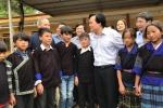 Bộ trưởng Nhạ: 'Không để học sinh nào vì khó khăn sau lũ phải nghỉ học'