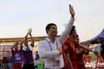 Phó chủ tịch VFF Trần Quốc Tuấn: Hy vọng U22 Việt Nam sẽ hoàn thành chỉ tiêu vào chung kết SEA Games