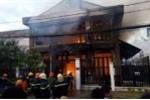 Cháy lớn ở TP.HCM: Nạn nhân thứ 3 nhiễm độc khí, bỏng hô hấp