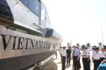 Mỹ bàn giao 6 tàu tuần tra cho Cảnh sát Biển Việt Nam