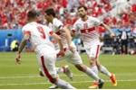 Trực tiếp Euro 2016: Thụy Sỹ vs Albania