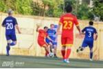 Trận cầu nảy lửa giữa Bộ Ngoại giao Việt Nam và các Đại sứ quán châu Âu mừng EURO 2016