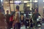 Người phụ nữ bán hàng rong bị kéo lê trên đường: Thiếu úy công an trong clip nói gì?