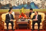 Thủ tướng tiếp Phó Chủ tịch Chính hiệp Trung Quốc
