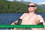 Đàn ông Nga thi nhau cởi trần chụp ảnh giống Tổng thống Putin