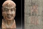 Phát hiện tiền giấy quý hiếm 700 năm từ thời nhà Minh
