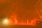 3.000 lính cứu hỏa đối phó với cháy rừng dữ dội ở Mỹ