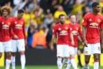 Man Utd thua 3 trận liên tiếp: Chồng chất âu lo