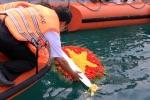 Một chiến sỹ cảnh sát biển hi sinh khi làm nhiệm vụ
