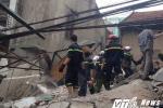 Khởi tố hình sự vụ sập nhà 4 tầng, vùi lấp nhiều người ở Hà Nội