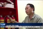 Chung cư dùng thiết bị báo cháy 'hết đát', dân Hà Nội sống trong sợ hãi