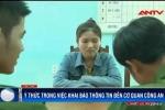 Clip: Nữ sinh khóc lóc gọi báo bắt cóc để... trêu cảnh sát 113