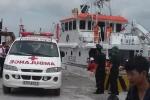Tìm thấy thi thể thuyền viên thứ 2 mắc kẹt trong tàu chìm ở Nghệ An