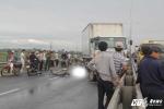 Tai nạn liên hoàn, 1 người chết, quốc lộ 1A ách tắc nhiều giờ