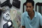 Tên trộm đột nhập biệt thự, dùng súng cướp tài sản bị bắt thế nào?