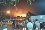 Cháy lớn ở Tây Ninh, tài sản 50 tỉ đồng thành tro bụi