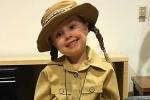 Cô bé 4 tuổi nổi tiếng với trí nhớ siêu việt