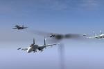 Chưa từng có: Nữ phi công tiêm kích Su-27 bắn hạ thầy giáo trên MiG-29