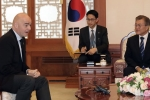 Tổng thống Hàn Quốc muốn cùng Triều Tiên tổ chức World Cup 2030