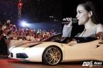 Rộ tin đồn mượn siêu xe gần 15 tỷ của Cường Đô la, Hồ Ngọc Hà lên tiếng