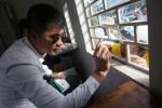 Video: Chủ tịch Công Vinh đích thân bán vé, tay thoăn thoắt thu tiền