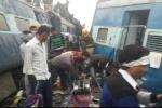 Tai nạn tàu hỏa thảm khốc ở Ấn độ, ít nhất 45 người thiệt mạng