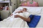 Vợ bị chồng đánh gãy 8 xương sườn, chấn thương sọ não