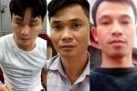 Ba kẻ đánh chết Trung uý công an: Chân dung những tên côn đồ luôn sẵn sàng giết người