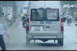 Mục sở thị xe khách 'đầu gấu' tuyến Hà Nội - Thái Bình trắng trợn lộng hành