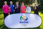 Golf trở lại Olympic Rio 2016 sau nhiều năm vắng bóng