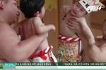 Chuyện lạ ở Nhật Bản: Con khóc càng to, bố mẹ càng vui