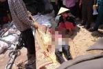 Tai nạn thảm khốc ở Gia Lai: Thi thể hành khách văng vào nhà dân